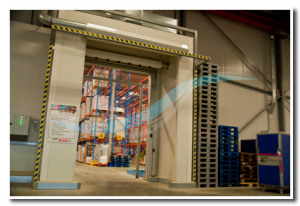 References Dehumidifier - AFIM® Air Door - Freezer application