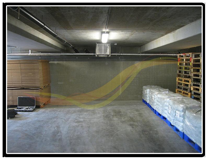 Luchtdroger industrieel - condensatie