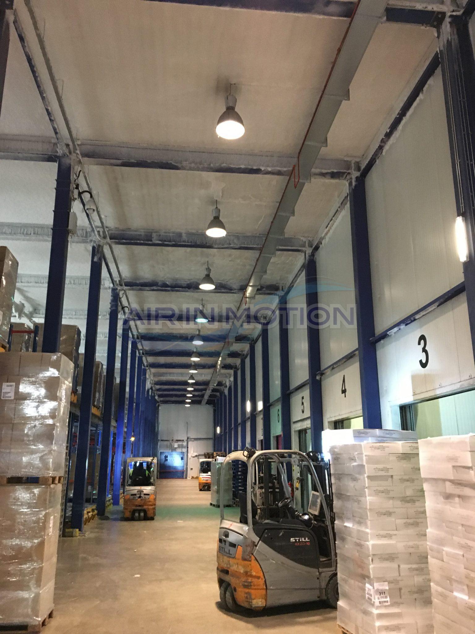 Lineage Logistics Nach