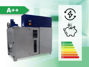 Energie label dehumidifier