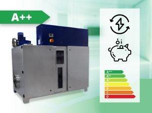 Energielabel Lufttrockner